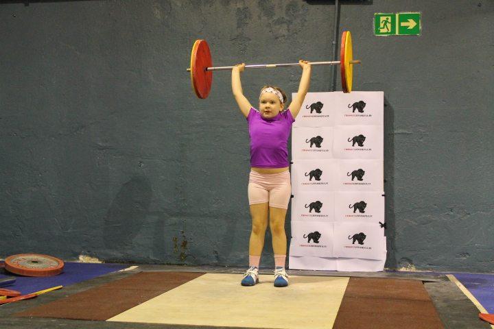 Pikkupantteri vahvatassujen liikuntakerho