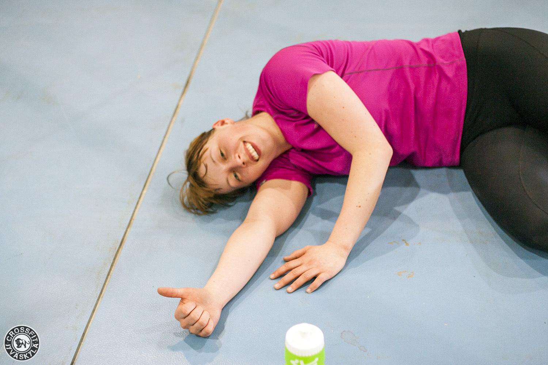 Gymnastic skills ja Bootcamp WOD sunnuntai 25.1.2015