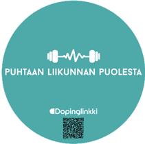 Puhtaan liikunnan puolesta - Dopinglinkki